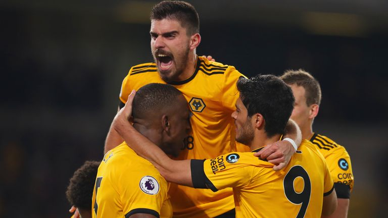 98a99f24e Wolves 1-1 Newcastle  Willy Boly nets dramatic late equaliser