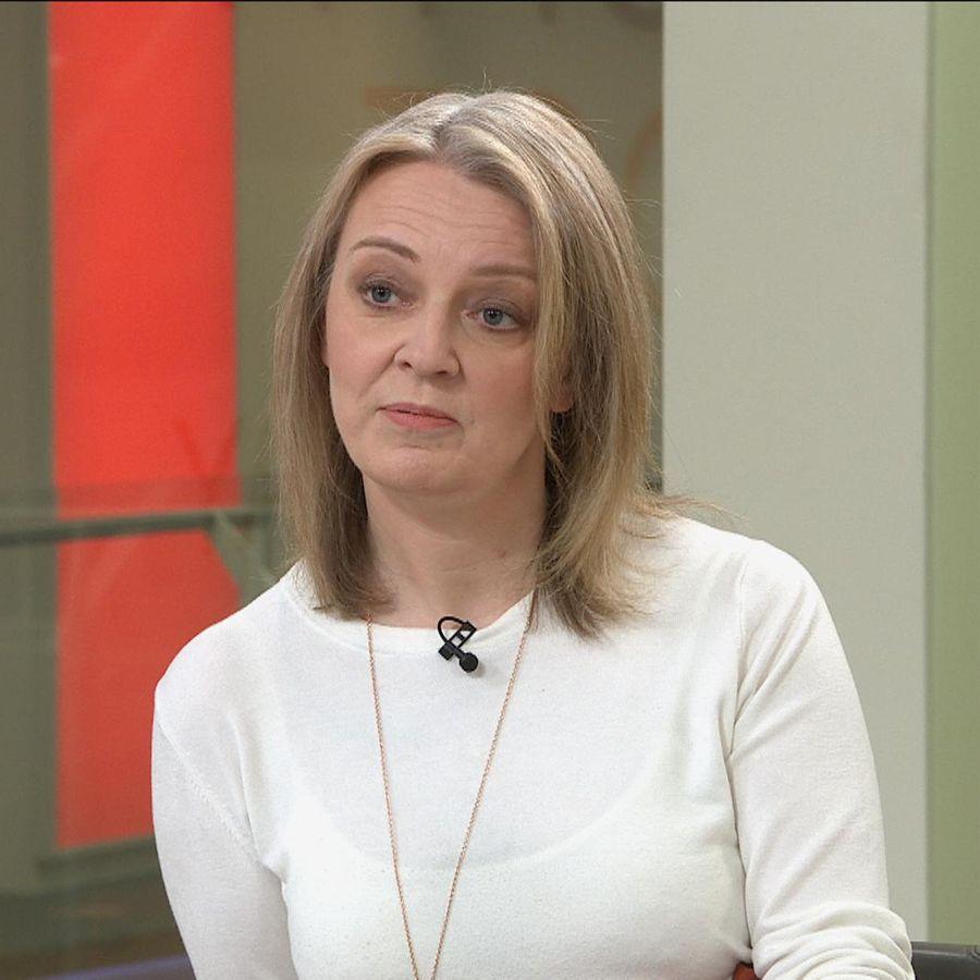 Tory MP Liz Truss