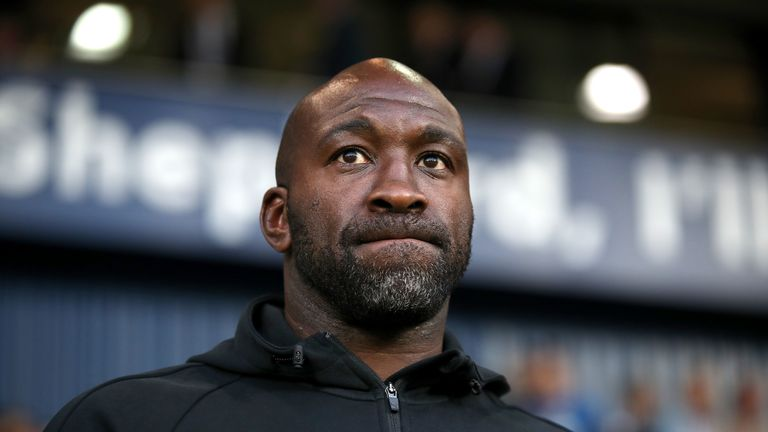 Darren Moore admits he was surprised by his sacking at West Brom but feels he left the club in a good place