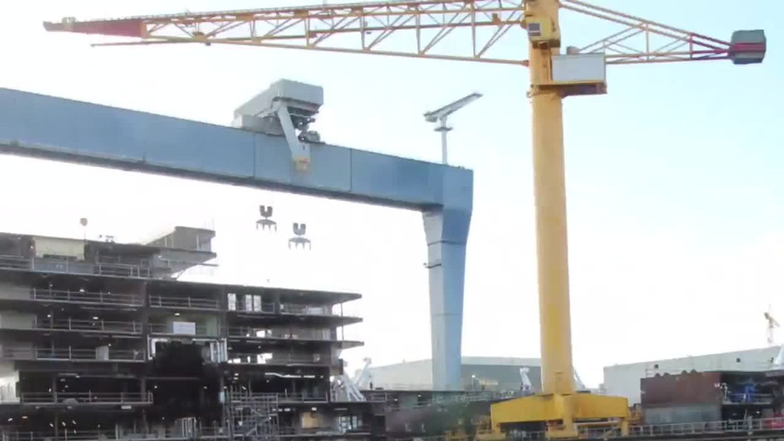 10 Amazing New Cruise Ships Currently Being Built  |New Cruise Ships Being Built