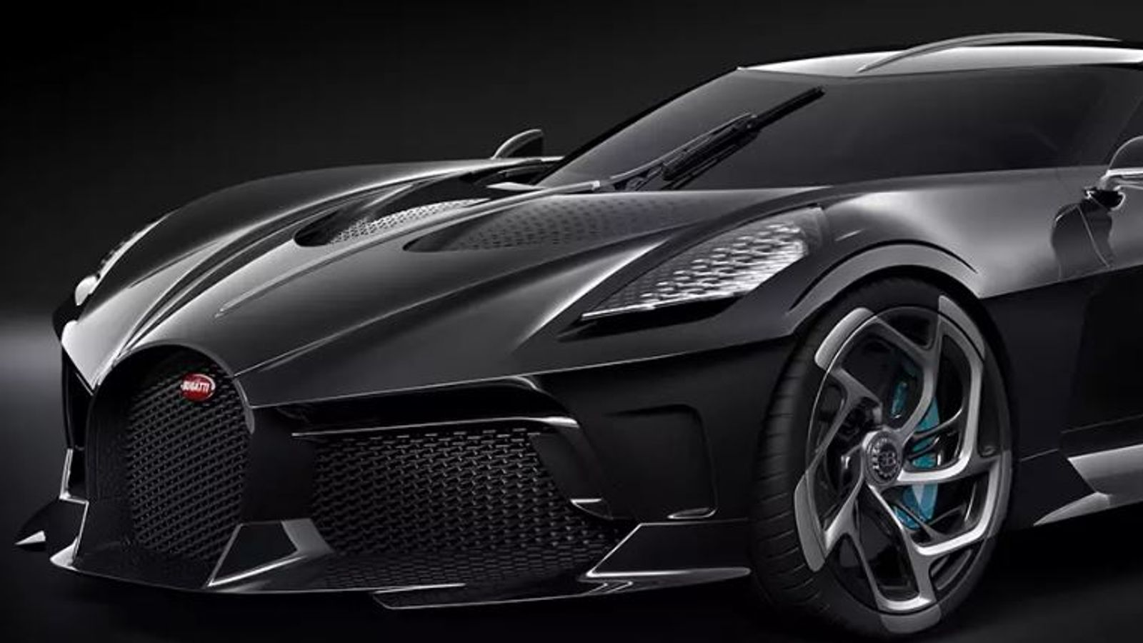 Bugatti La Voiture Noire: Bugatti La Voiture Noire Bought For Nearly £14.4m