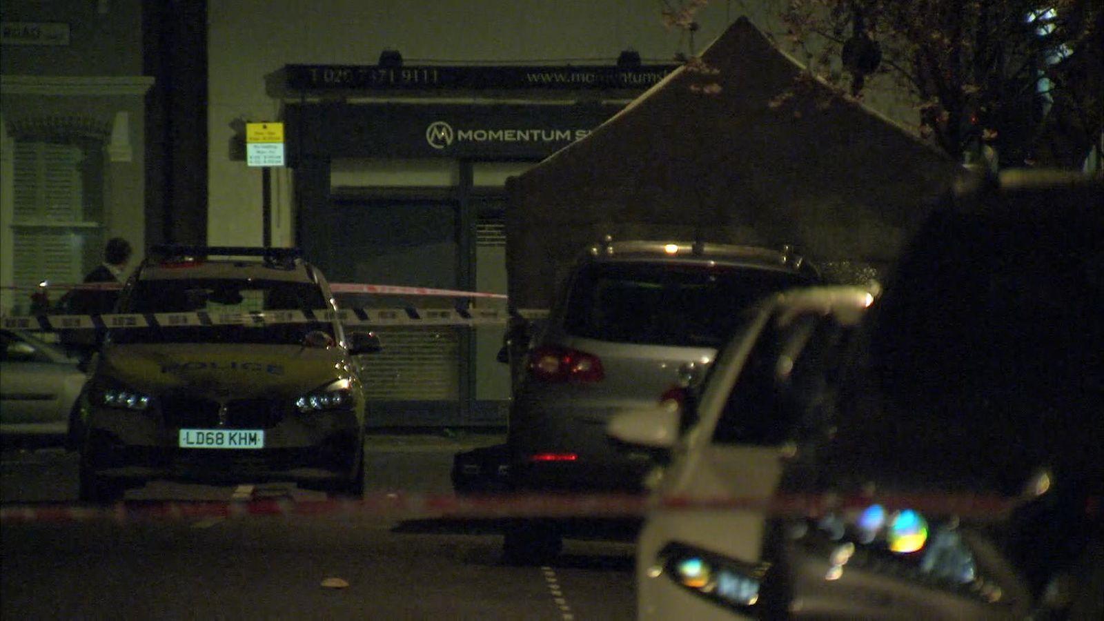 Man dies after stabbing in southwest London