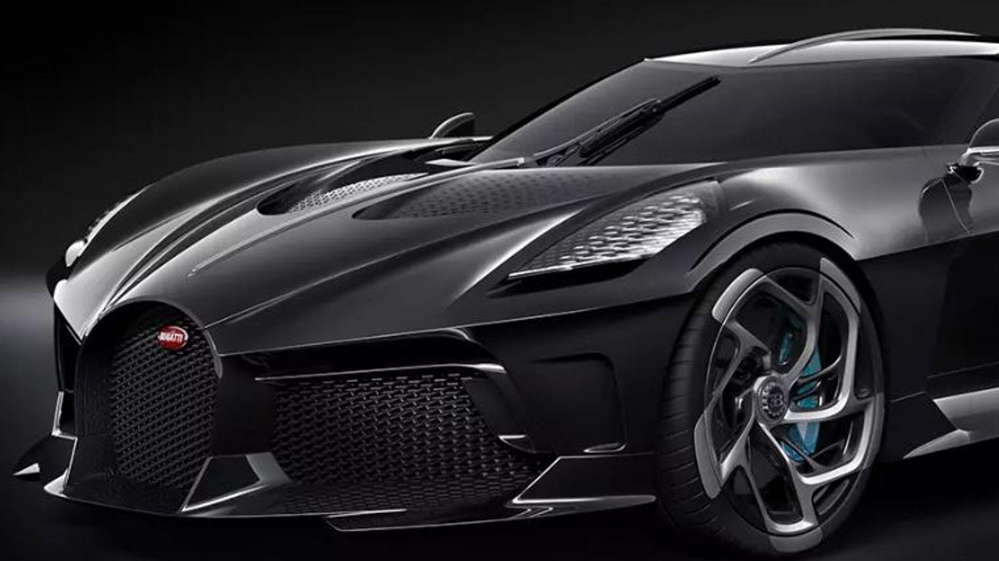 Bugatti La Voiture Noire Bought For Nearly 144m Most