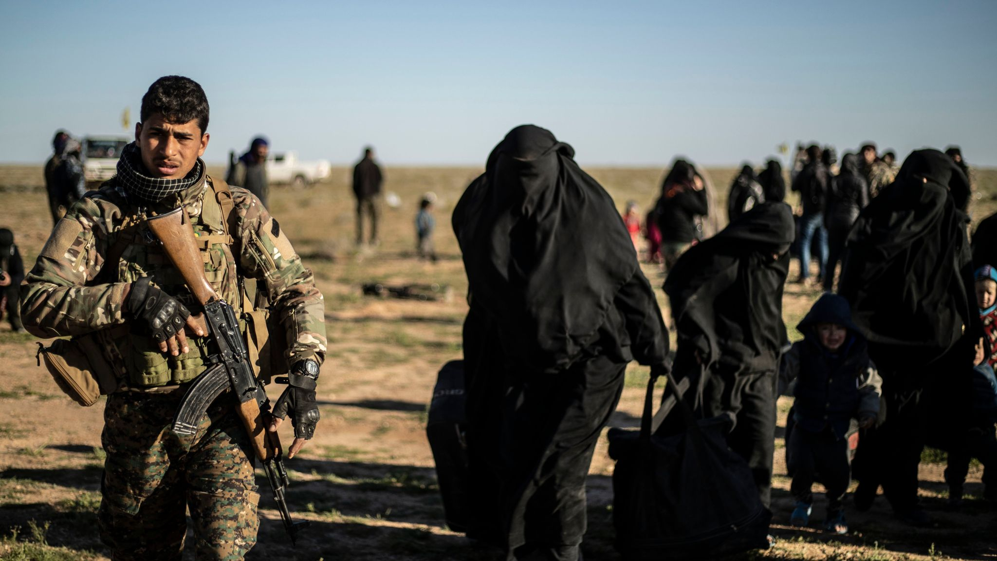 Death of IS leader is a key moment - but it's not the end of the fight