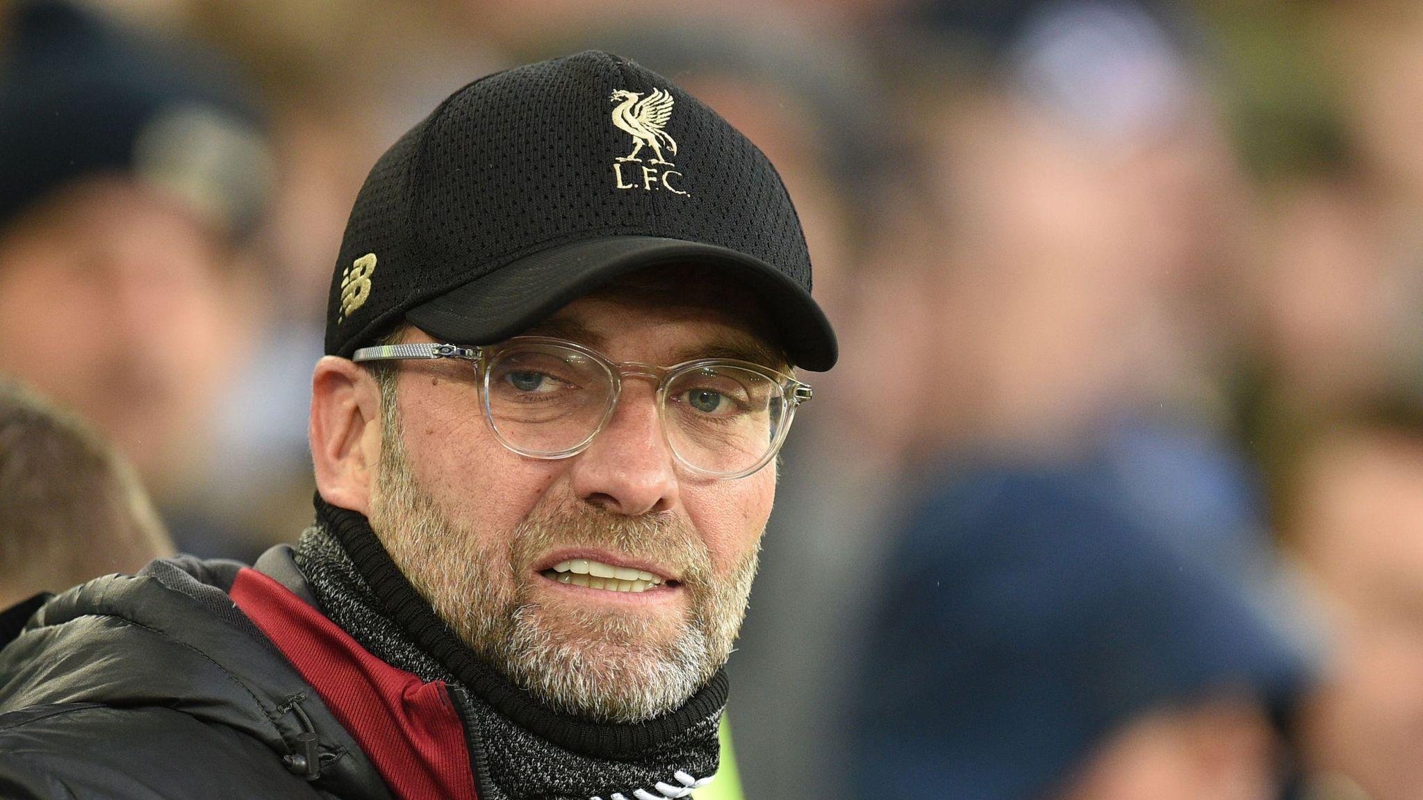 Jurgen Klopp panicking as Liverpool stutter in Premier