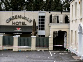 The Greenvale Hotel in Cookstown, Co. Tyrone