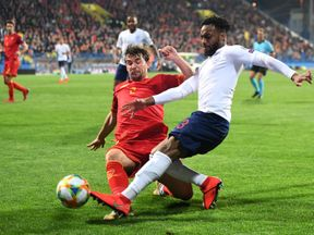 Gareth Southgate said Danny Rose received abuse from rival fans