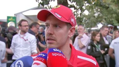 Vettel: Mercedes are favourites