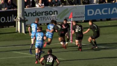 London Broncos 24- 28 Hull FC