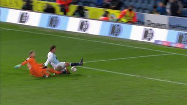 Olsson howler gifts Blackburn goal!