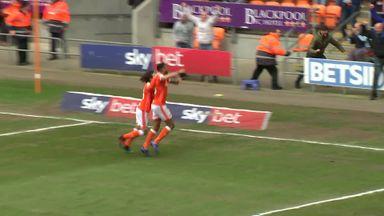 Tilt scores stoppage-time overhead kick