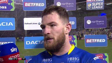 'Always a tough game against Wigan'