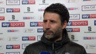 Cowley pleased with point
