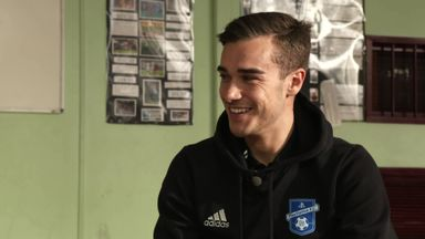 Harry Winks: Back 2 School!