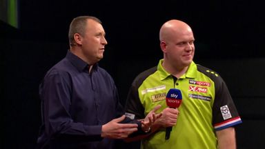 MVG: Barney put Holland on darts map
