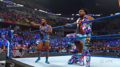 WrestleMania twist for Kofi Kingston