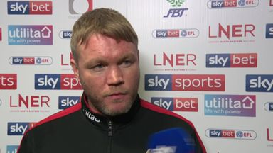 McCann: We were unlucky not to win