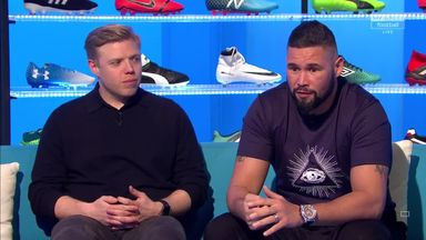 Bellew gearing up for Merseyside Derby