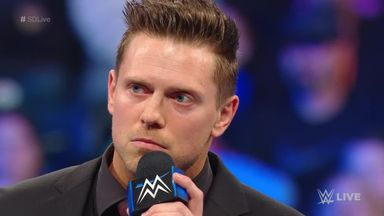 The Miz's promises to Shane McMahon