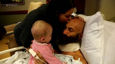 Inside Tommaso Ciampa's neck surgery