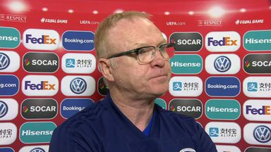 McLeish understands frustration