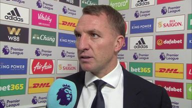 Rodgers impressed by Vardy
