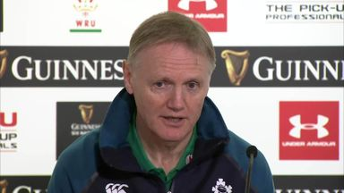 Schmidt: Ireland will turn up in Japan