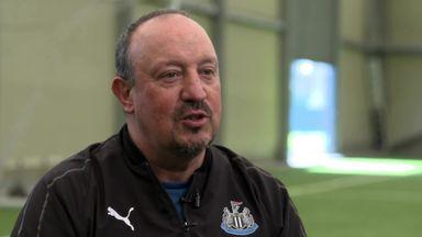 'Benitez has changed the community'