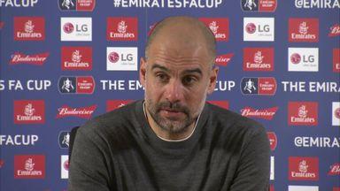 Guardiola questions VAR absence