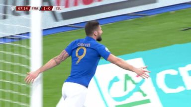 Giroud taps home a second