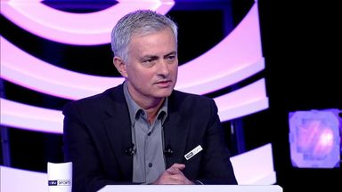 Jose 'flattered' by Real Madrid link