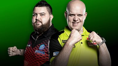 WDC: Van Gerwen v Smith