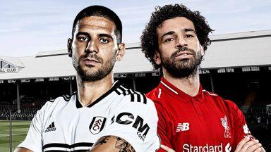 Fulham v Liverpool
