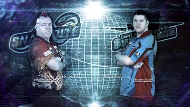PL Darts Wk 6: Wright v Gurney