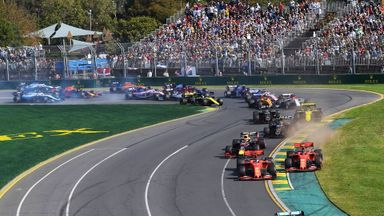 Race Highlights - Australian GP