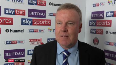 Jackett upset by defeat