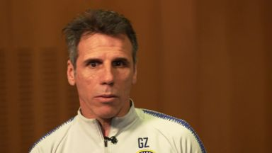 Zola: Top four is 'very important'