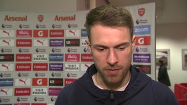 Ramsey calls for Arsenal patience