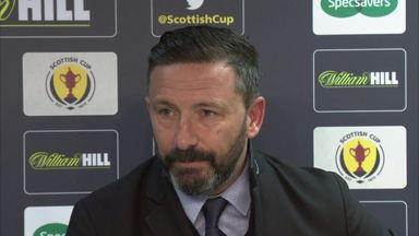 McInnes: We want to win Scottish Cup