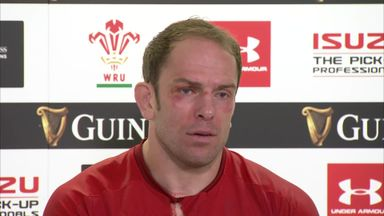 Alun Wyn Jones on Grand Slam win