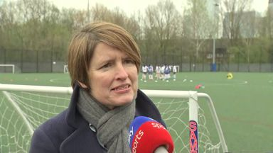 'Landmark deal for women's football'