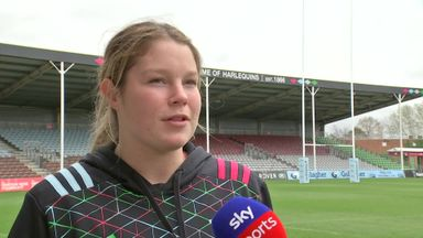 Quins hope to break attendance record