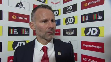 Giggs proud of display