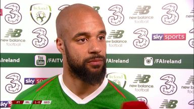 McGoldrick hails team display