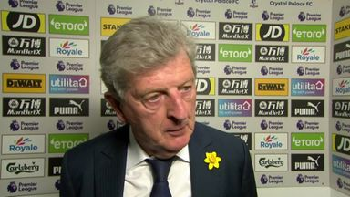 Hodgson relieved after win