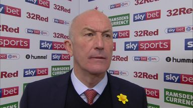 Pulis: We didn't take chances