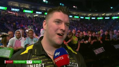 Massive win for Gurney over MVG