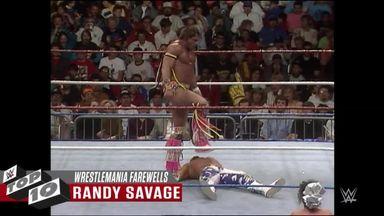 WrestleMania's grandest farewells