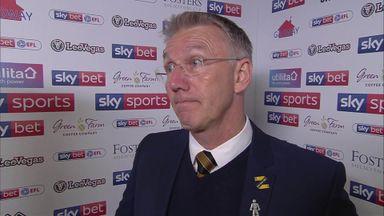'Goals we conceded were poor'