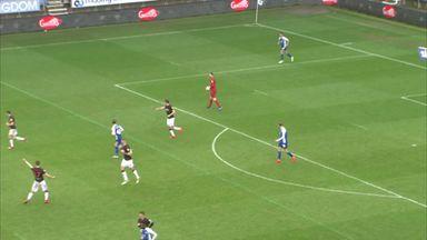 Bolton keeper blunder